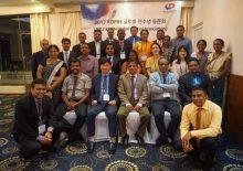 2017년 스리랑카 KOFIH 글로벌 연수생 동문회 1차 총회