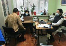 사회복지공동모금회 몽골 울란바토르지역 결핵퇴치 사업 현장점검