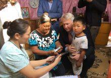 사회복지공동모금회 몽골 이동건강검진을 통한 일차보건의료체계 강화 사업