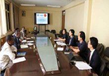 에티오피아 보건부 업무협의 및 사업 모니터링 방문