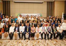 필리핀 결핵관리 역량강화사업 사업 종료식