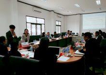 라오스 18년 보건의료체계 강화 사업계획 조정 워크숍 개최